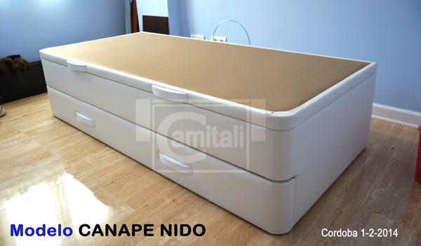 canap cama nido On canape cama nido y cajones
